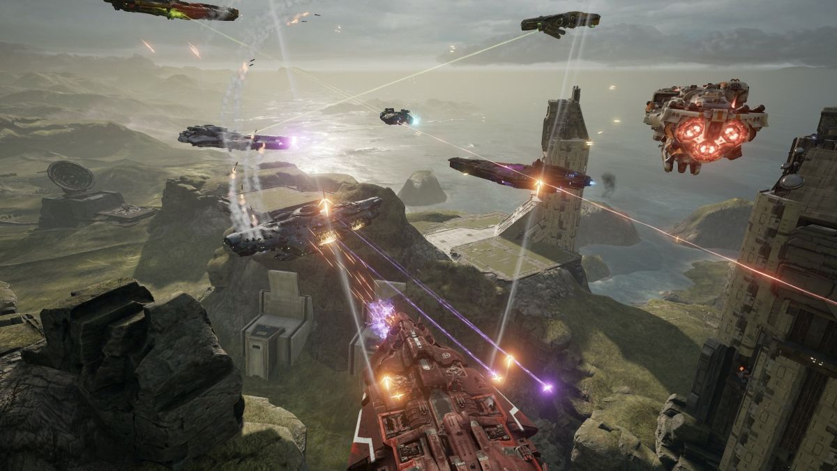 Dreadnought developer lays off third of workforce days after game's release