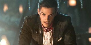 Chris Wood as Kai Parker on The Vampire Diaries