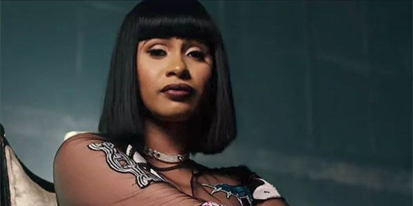 "Cardi B ""Bodak Yellow"" Music Video"