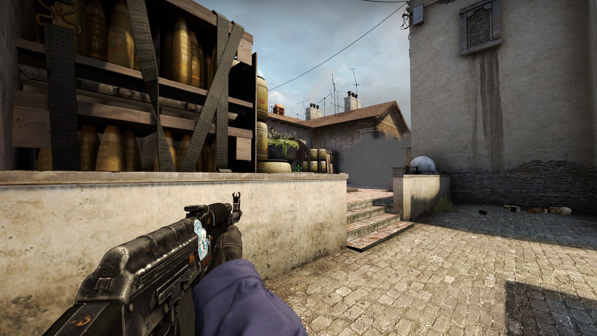 How to play entry fragger in Counter-Strike: Global Offensive | PC Gamer