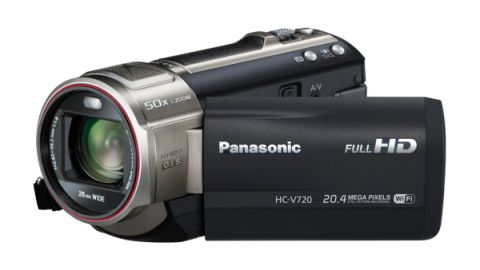 Panasonic HC-V720 review