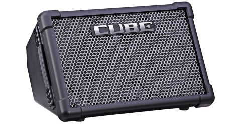 You can run the Cube Street EX at an impressively loud 50-watts, or in 25- and 10-watt modes