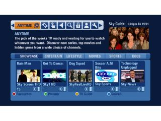 Sky Anytime an exciting addition to Sky s offering