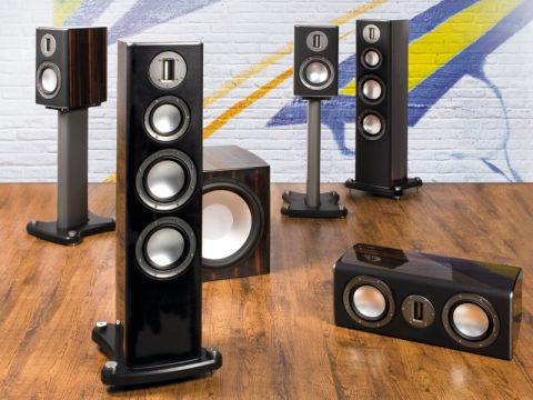 Monitor Audio PL200AV 5.1 system