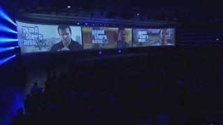 PS3 GTA V Grand Theft Auto