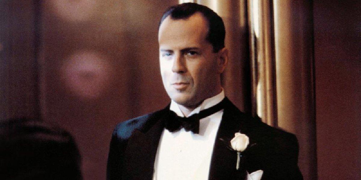 Bruce Willis in Billy Bathgate.