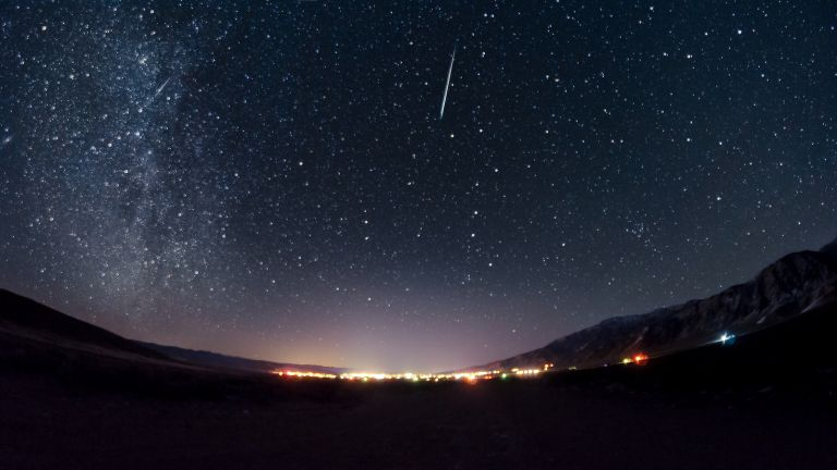 astronomy, meteor showers