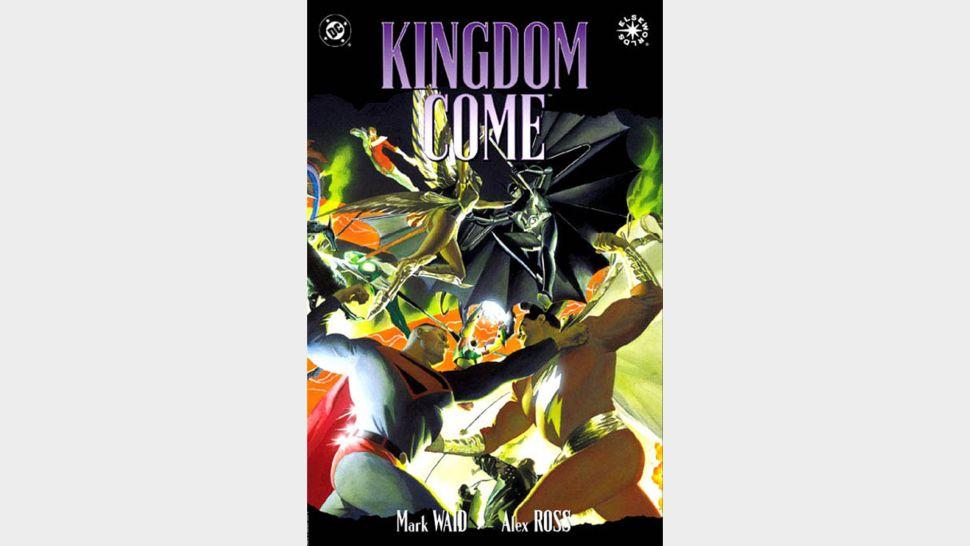 1. O Reino Veio - Kingdom Come - (Crédito da imagem: DC Comics)