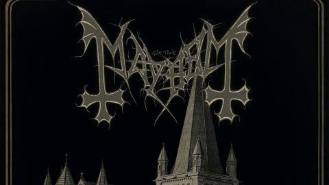 Mayhem De Mysteriis Dom Sathanas Alive Album Review Louder