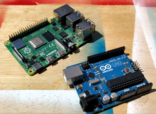 Raspberry Pi vs Arduino