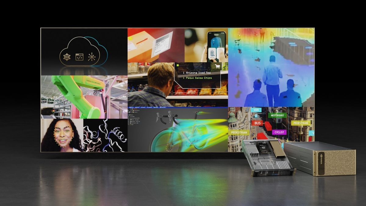 Nvidia AI LaunchPad is an all-in-one AI deployment solution for enterprises