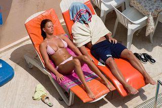 tanning, spf, sunscreen