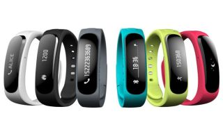 Huawei's TalkBand is a smartwatch with an earpiece