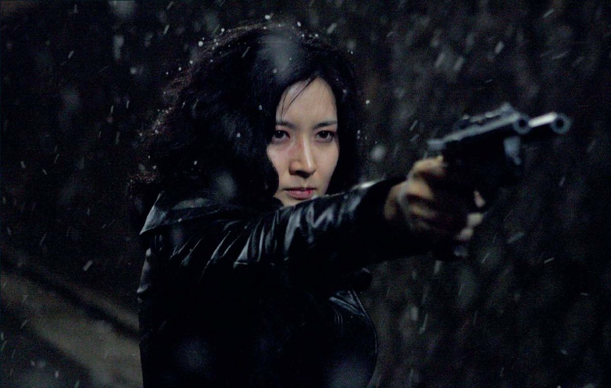WTF ASIA 33: Lady Vengeance (2005)