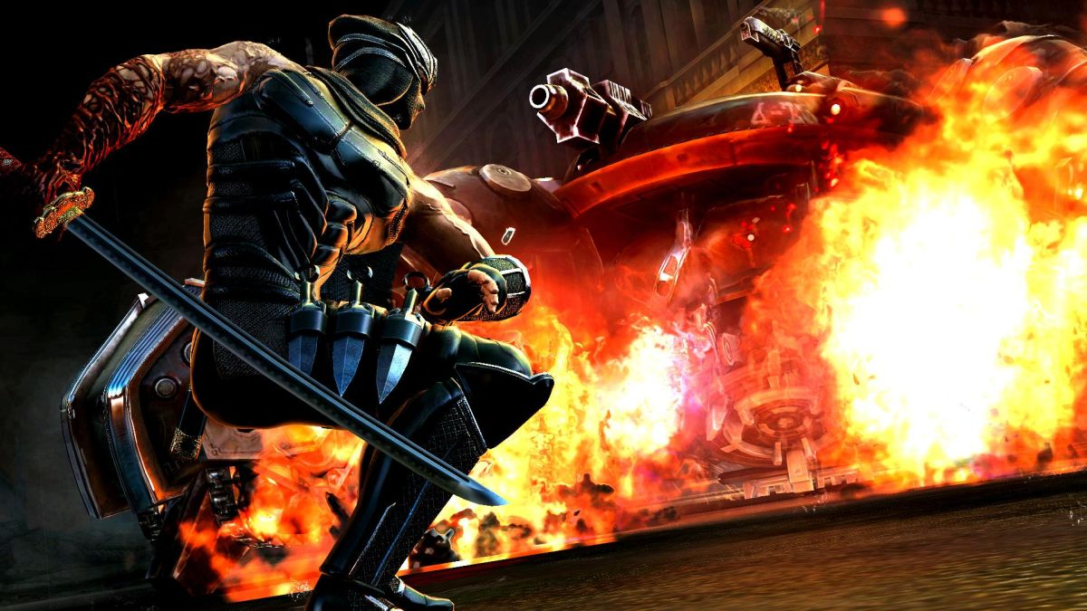 Ninja Gaiden 3 Tips And Boss Battle Guide Gamesradar