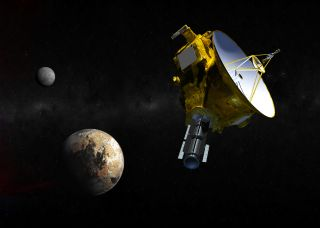 New Horizons space probe