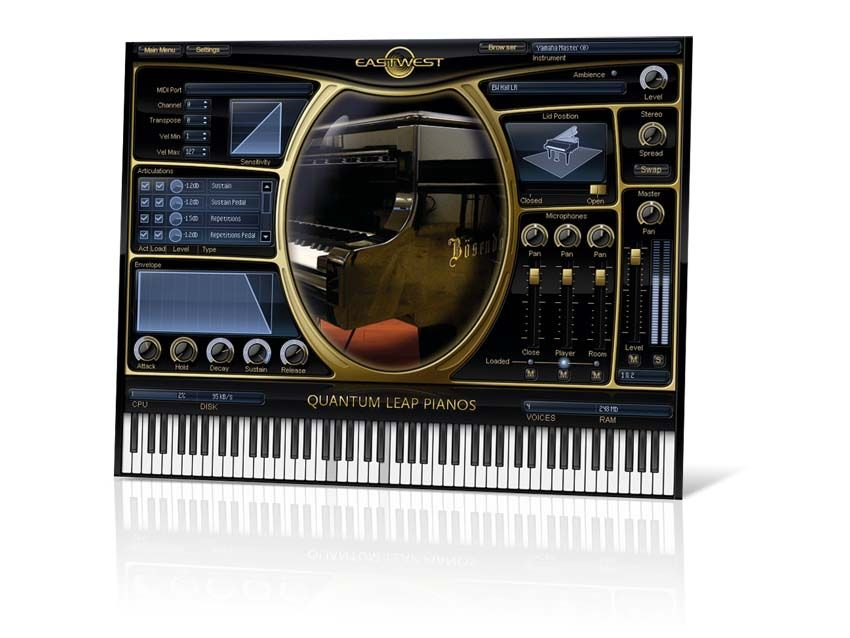 east west quantum leap pianos review musicradar. Black Bedroom Furniture Sets. Home Design Ideas