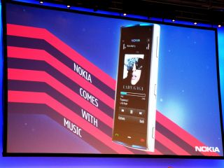 Nokia's mystery music phone