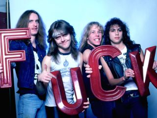 14963c95ec48 From the Big Four - Metallica, Slayer, Anthrax and Megadeth - to the new  wave