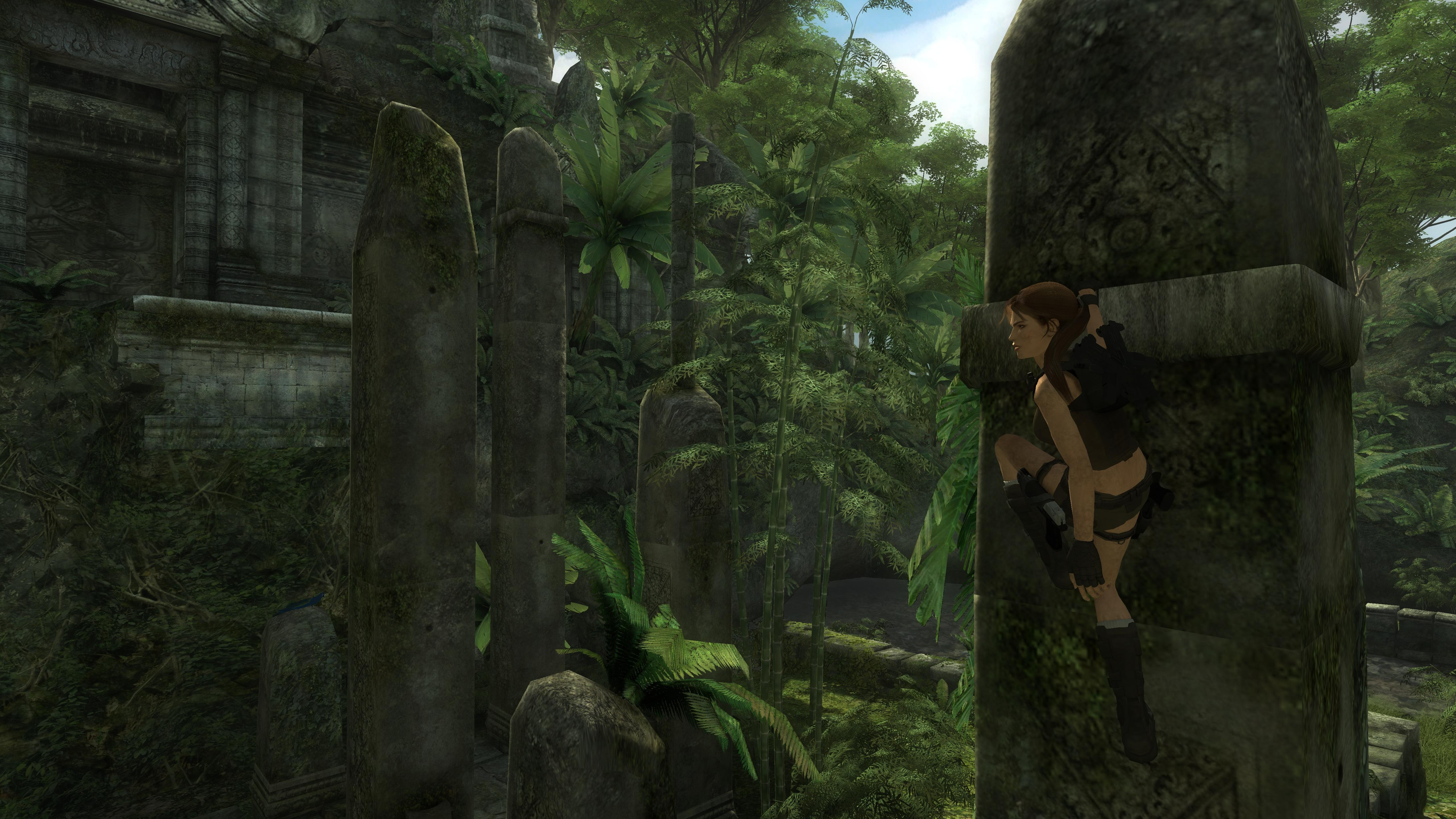 Tomb Raider Underworld Review Gamesradar