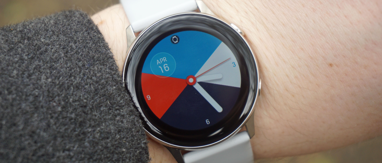 Samsung Galaxy Watch Active Review Techradar
