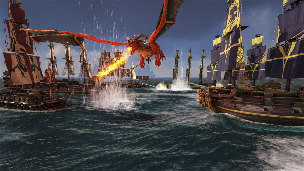 Atlas MMO: Hands-on with the new pirate game from the creators of
