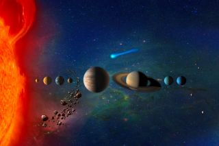 planets, asteroids, mars