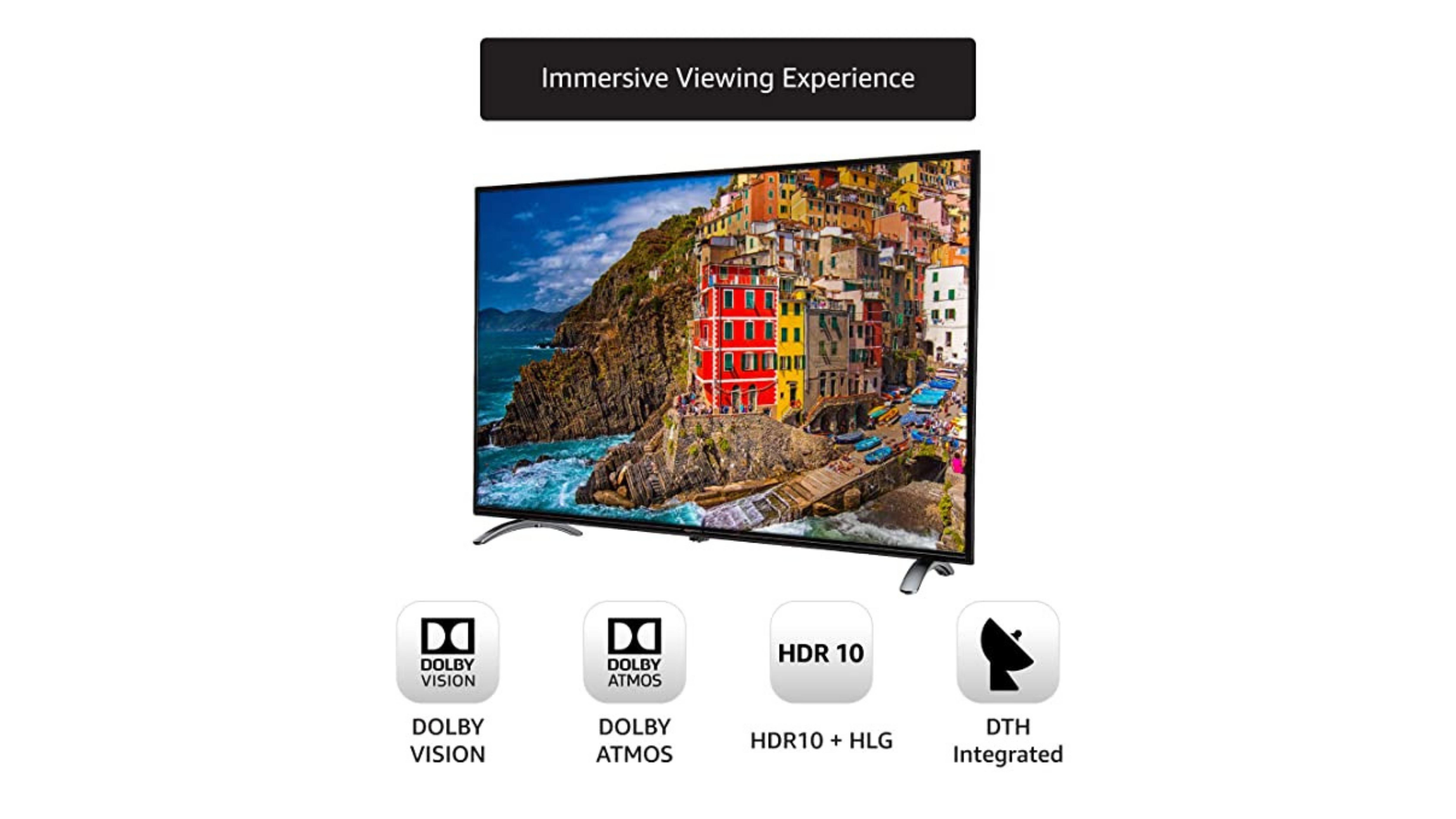 AmazonBasics TV