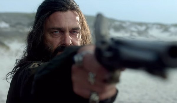 Ray Stevenson as Blackbeard in Black Sails