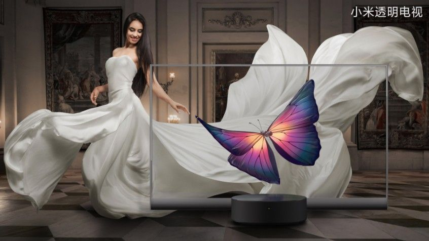 Xiaomi Mi TV Lux Transparent Edition: the world's first mass-made see-through TV - What Hi-Fi? UK