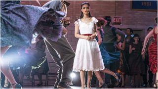 Rachel Zegler in West Side Story