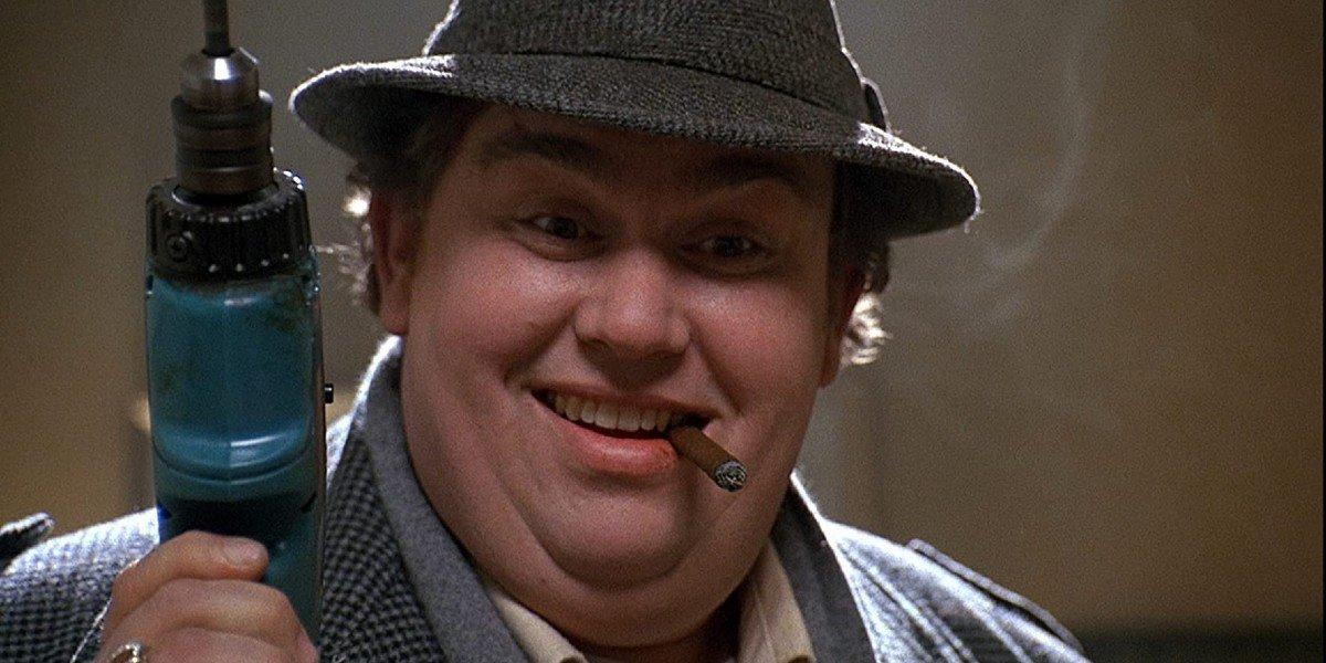 John Candy in Uncle Buck