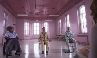 An image from Glass