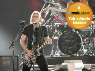 Nickelback Electric Guitar Chords : how to play guitar like nickelback musicradar ~ Russianpoet.info Haus und Dekorationen