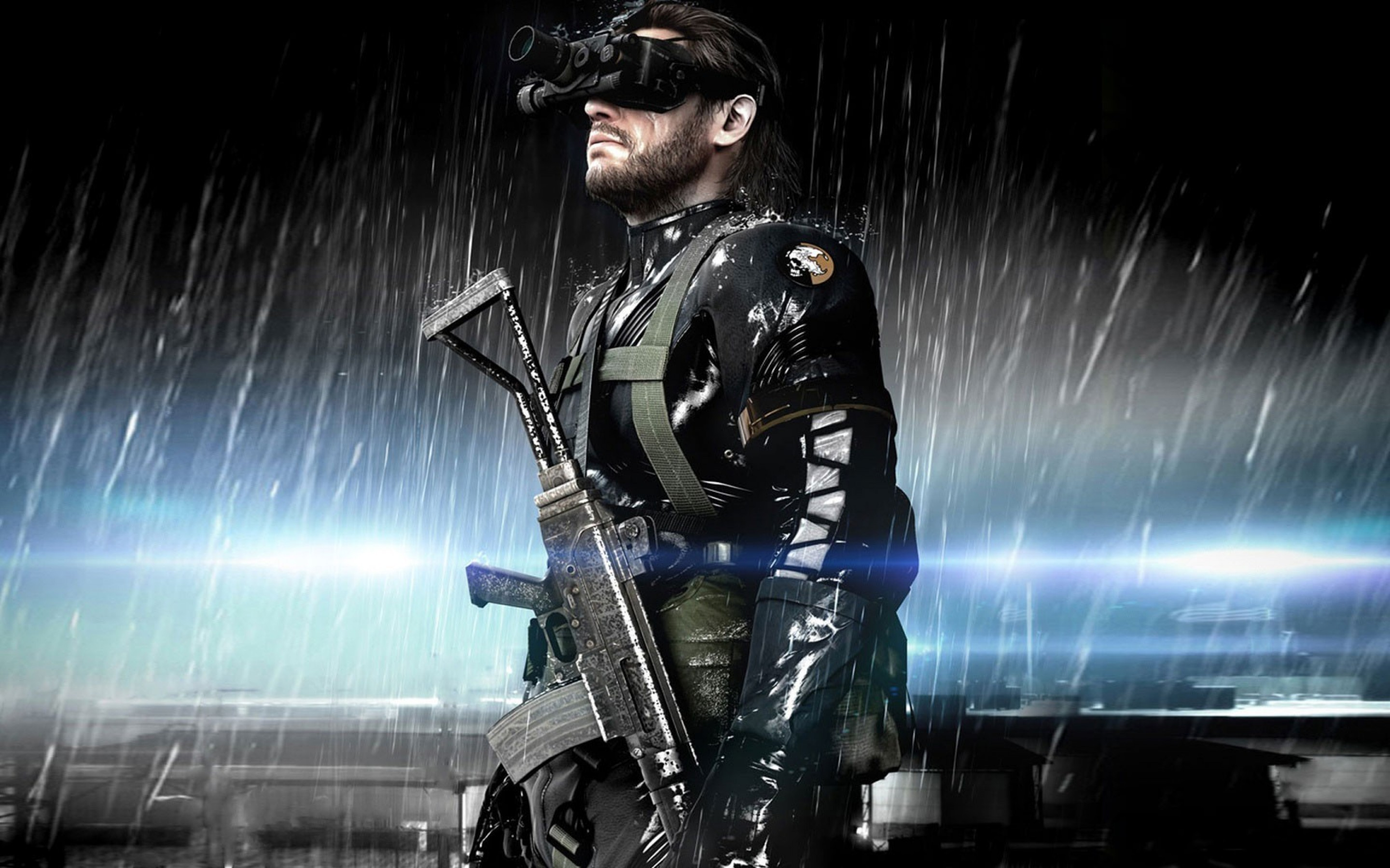 Metal Gear Solid 5 Ground Zeroes Review Gamesradar Ps4metal Phantom Pain Reg 2