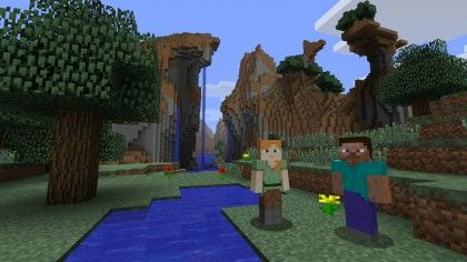 Minecraft is finally getting a character creator - with over 100 free items