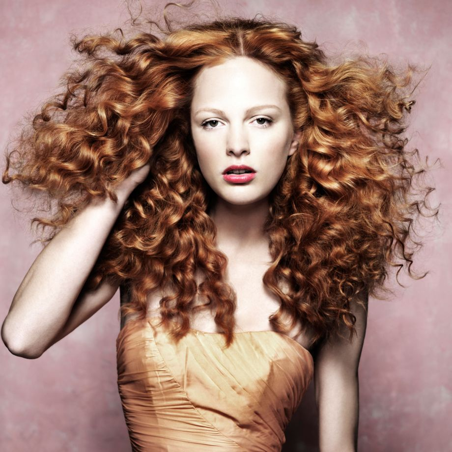 Top 50 Curly Hairstyles Woman Home