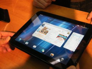 The HP TouchPad - out in July