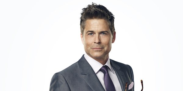 rob lowe the grinder fox