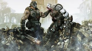 Microsoft buys Gears of War to ensure it'll never appear on a PlayStation