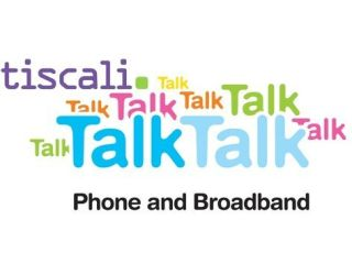 TalkTalk - probably a bit annoyed with its customers right now