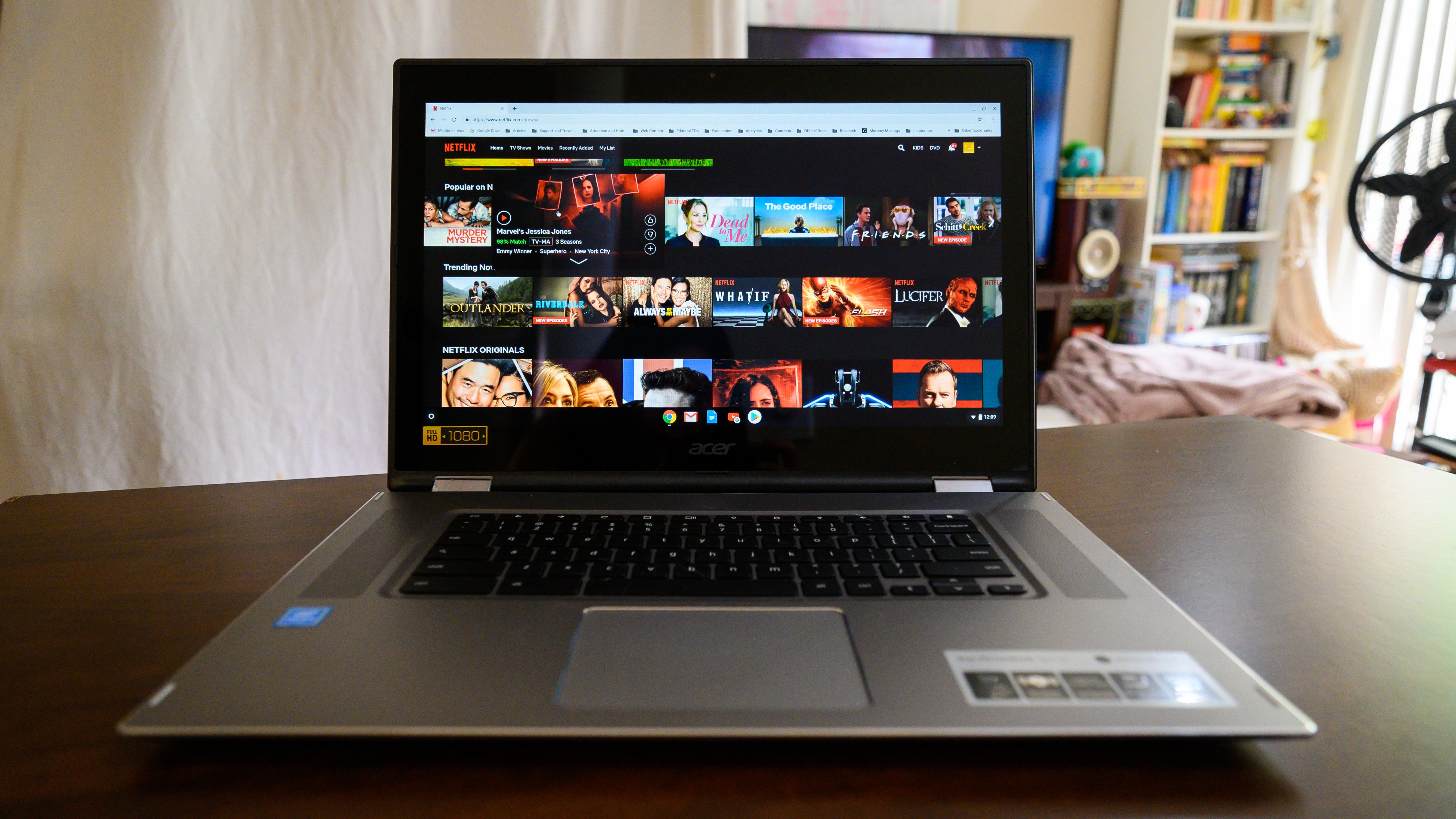 ed3e878244c Acer Chromebook Spin 15 review   TechRadar
