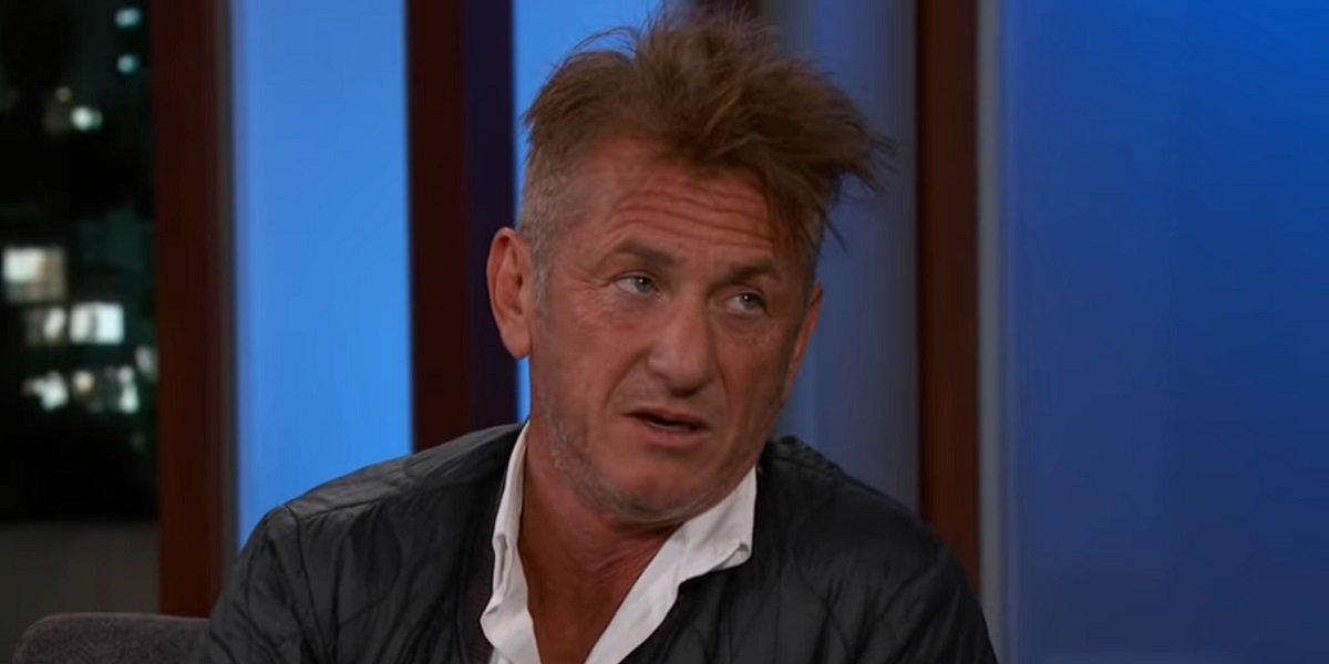 Sean Penn Jimmy Kimmel Live ABC