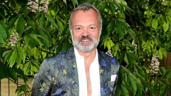 BBC presenter Graham Norton