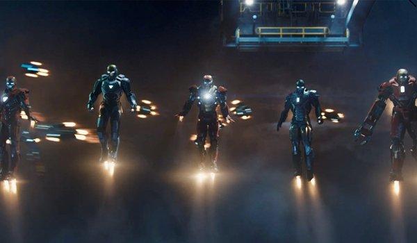 Iron Legion Iron Man 3