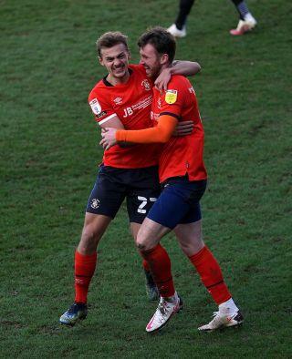 Luton Town v Sheffield Wednesday – Sky Bet Championship – Kenilworth Road