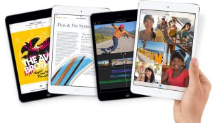 iPad mini 2 with Retina display is on sale now