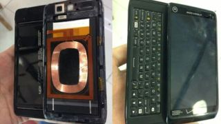 Life in the old Droid yet Qwerty packing Droid 5 slider reportedly snapped