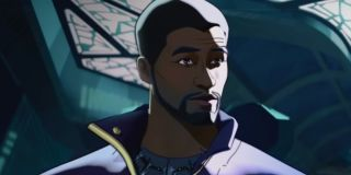 Chadwick Boseman as T'Challa in Marvel's What If...?