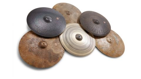 Different profile and size bells contribute to the distinctive sounds of each cymbal
